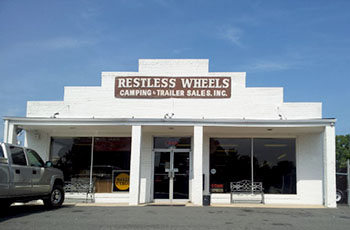 Restless Wheels New RVs for Sale
